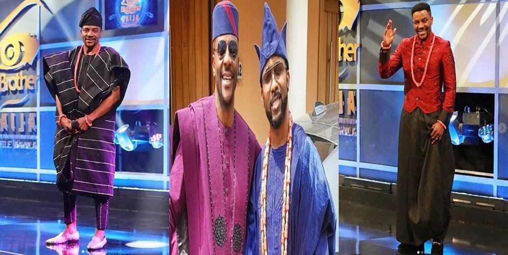 'Ebuka Obi-Uchendu is Nigeria's best dressed man'- Banky W