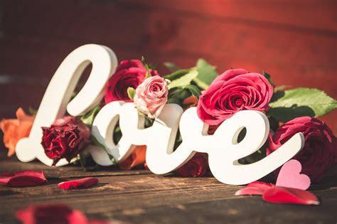 Wallpaper Love, Roses, HD, 5K, Love, #4531