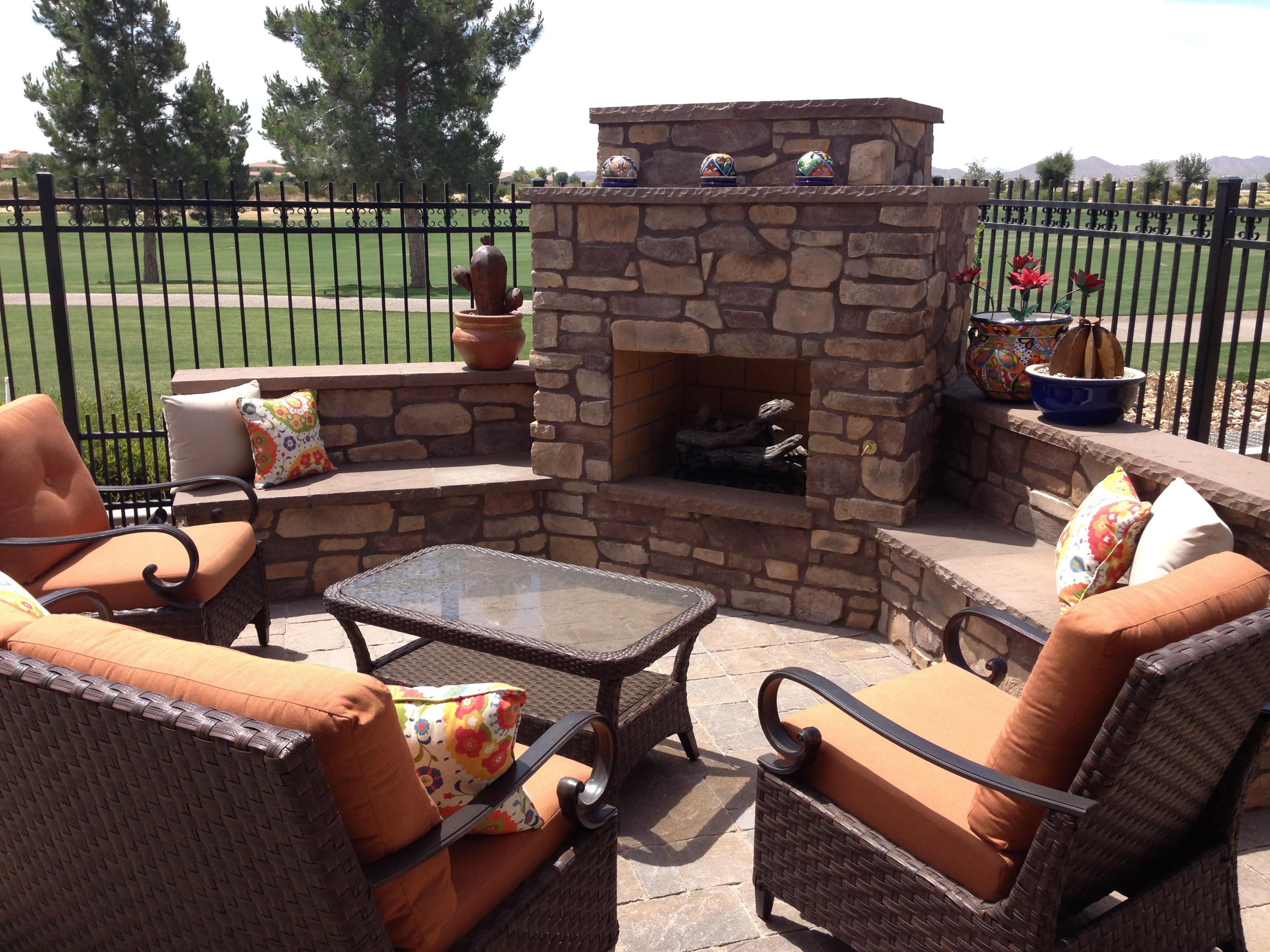 Small Backyard Landscaping Ideas Arizona - Landscape Ideas