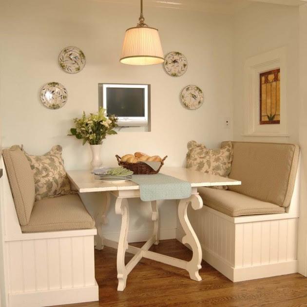 Diy Kitchen Nook Ideas