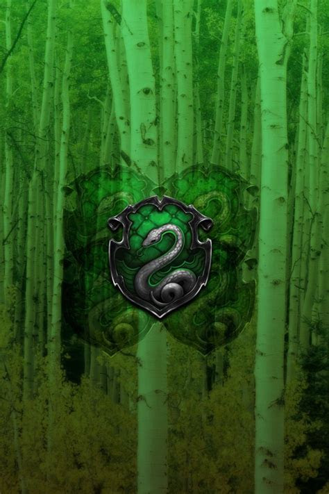 slytherin iphone lockscreen walpaper  brielydeviantart