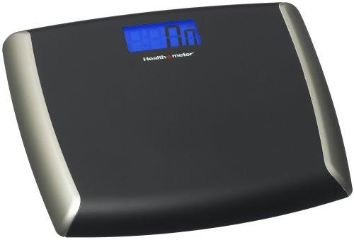 Health o Meter HDL626-05 Digital Scale, Black