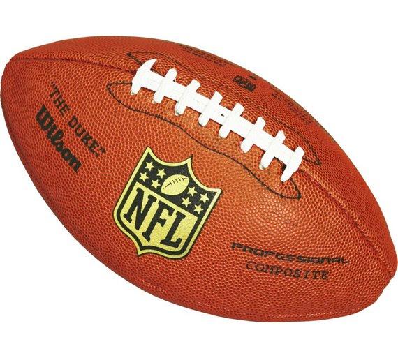 Buy Wilson The Duke Replica NFL American Football  American football  Argos