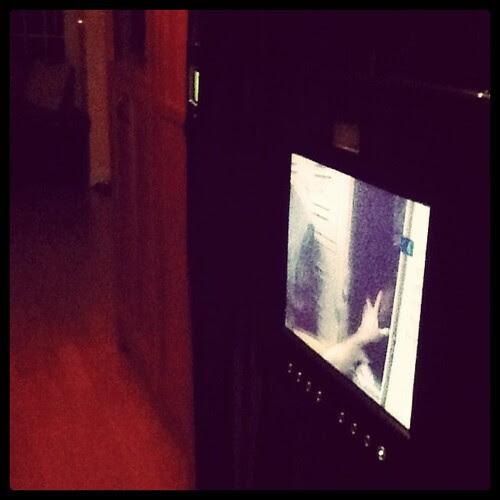 Fridge TV