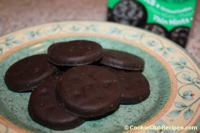 Cookie Club Recipes: Girl Scout ® Thin Mints