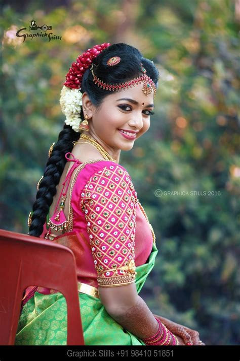 Pretty bride with elegant yellow musk with pink silk saree