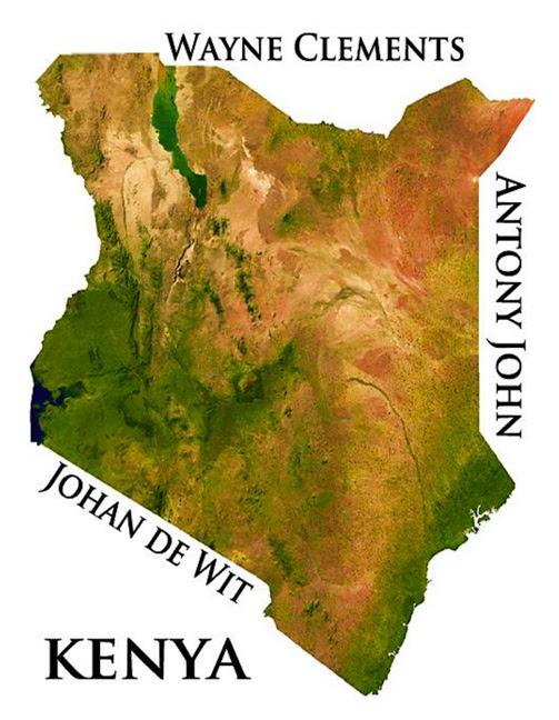 New from Veer: Kenya