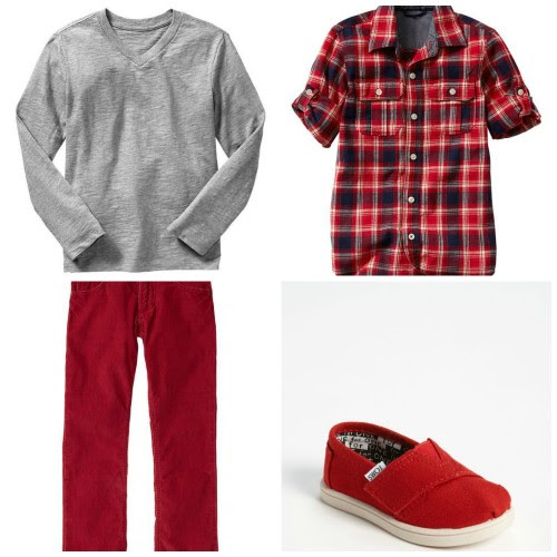 Valentines Day Outfit Ideas For Kids