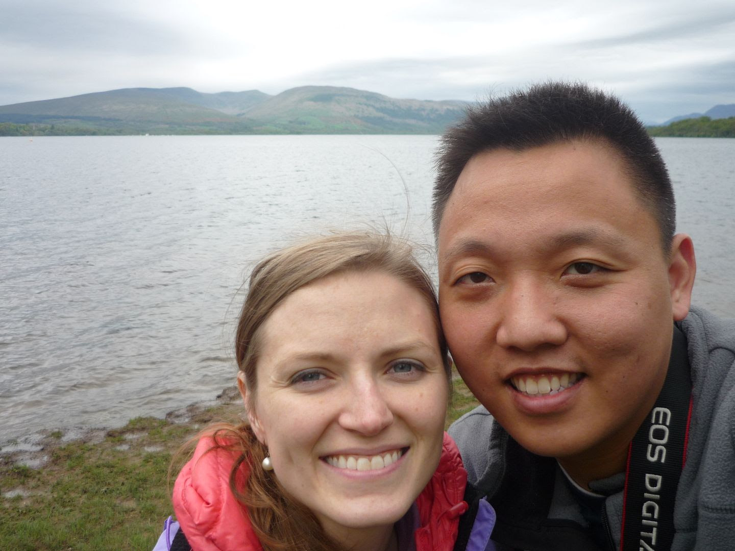 Michelle and Michael at Lake Balloch in Scotland photo 2014-05-151545_zps097e788d.jpg
