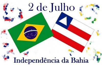 02 de julho - Independência da Bahia