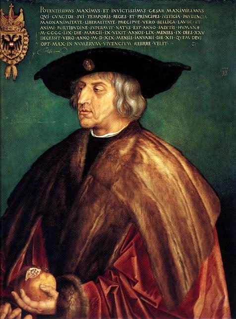 emperor-maximilian-i-albrecht-durer