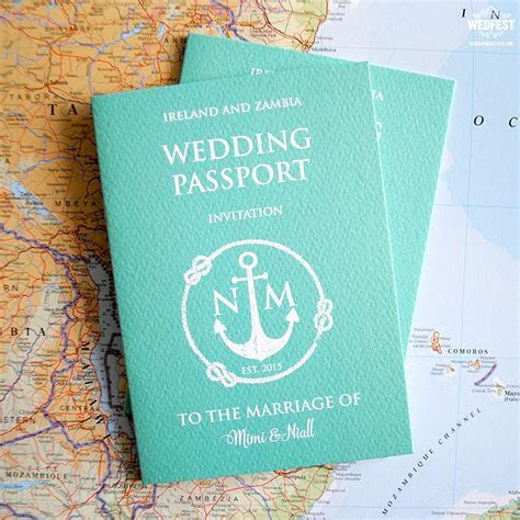 Unique Wedding Invitations That Will Really Stand Out!   CHWV