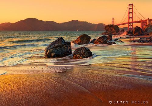 Nothing Gold Can Stay by James Neeley
