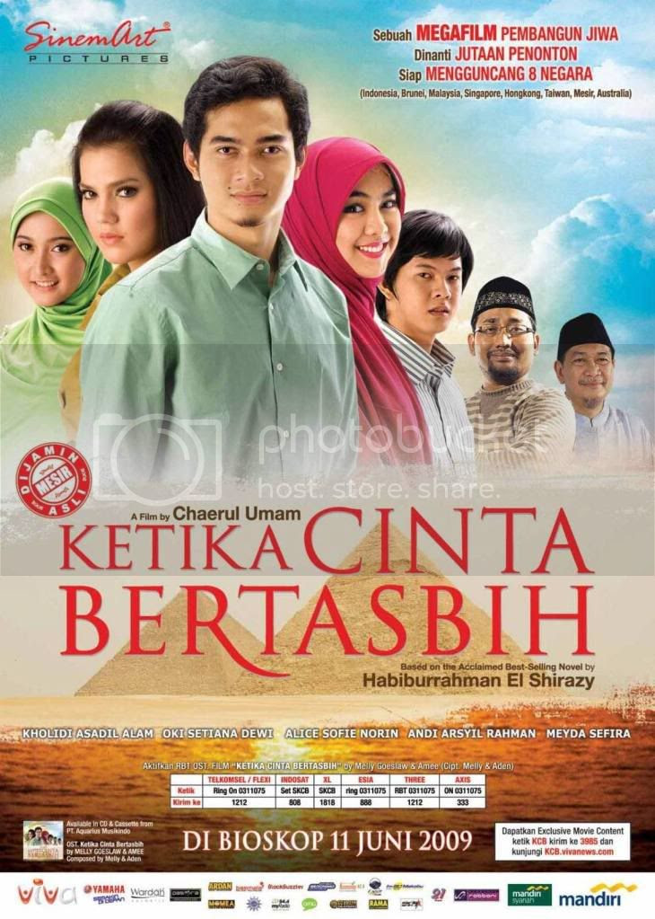 Ketika Cinta BerTasbih Pictures, Images and Photos