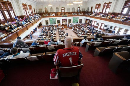 Florida and Texas Join the March as Republicans Press Voting Limits