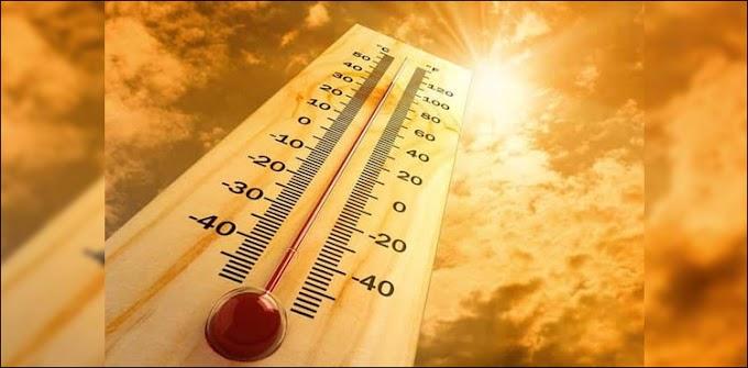 Karachi experiences hot weather as mercury soars to 36 ºCelsius