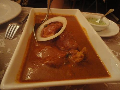 Pollo fall del Taj