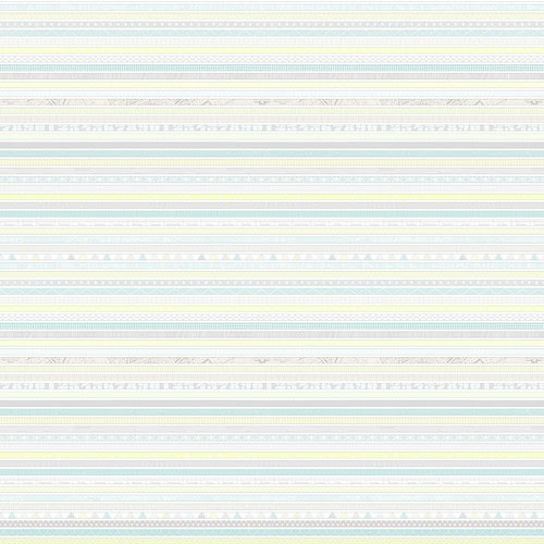 10b  THIN patterned stripe - free printable digital patterned paper