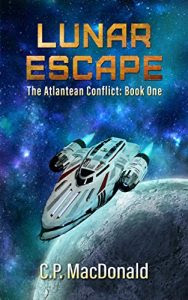 Lunar Escape by C.P. MacDonald
