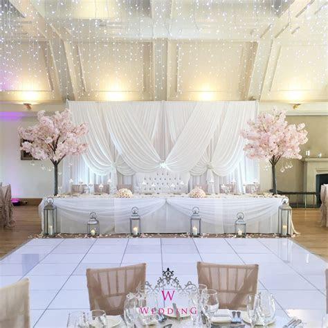 Romance Backdrop   Wedding Lounge