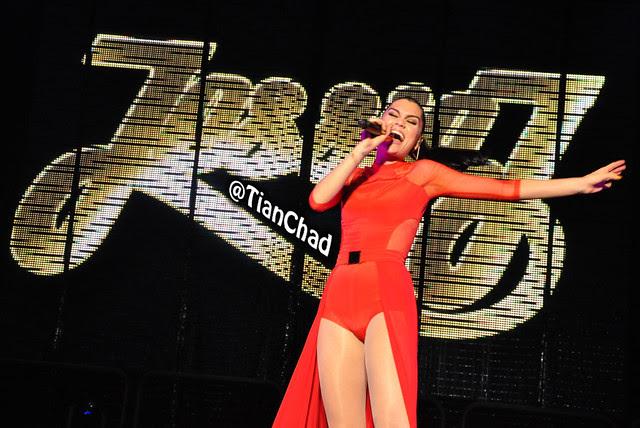Jessie J Live @ Malaysia Sunway Lagoon | TianChad.com