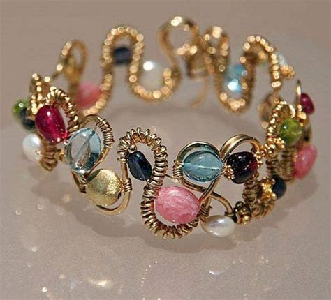 jewelry ideas diy jewelry  beaded bracelets  pinterest