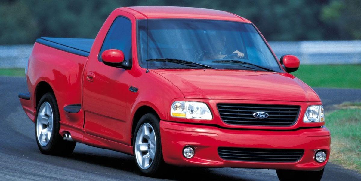 Ford F150 Lightning 2020 - 2001 Ford F150 Svt Lightning ...