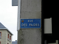 Pages Street in Flers, Normandy