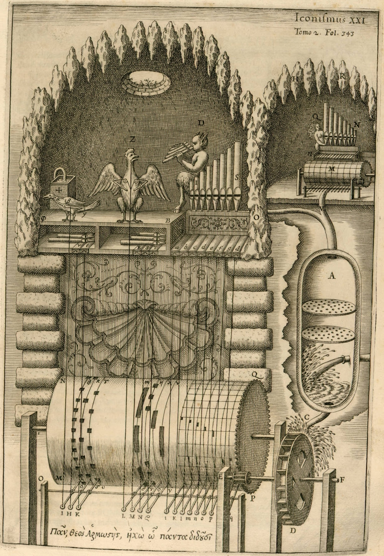 hydraulic automata