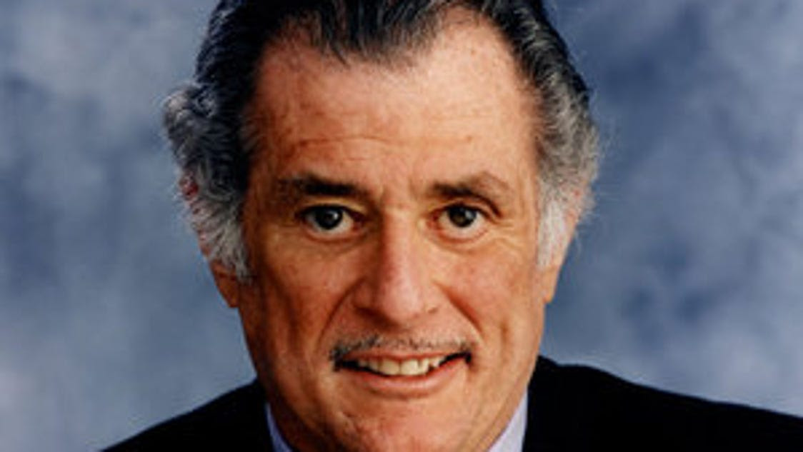 IMG FRANK DEFORD, a Literary Storyteller of Sport