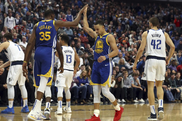 f7d78bd00de The Steph Curry-Kevin Durant interplay is in a very healthy place right now