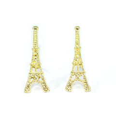 EIFFEL,TOWER,EAR,STUD
