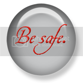 Button Be Safe.