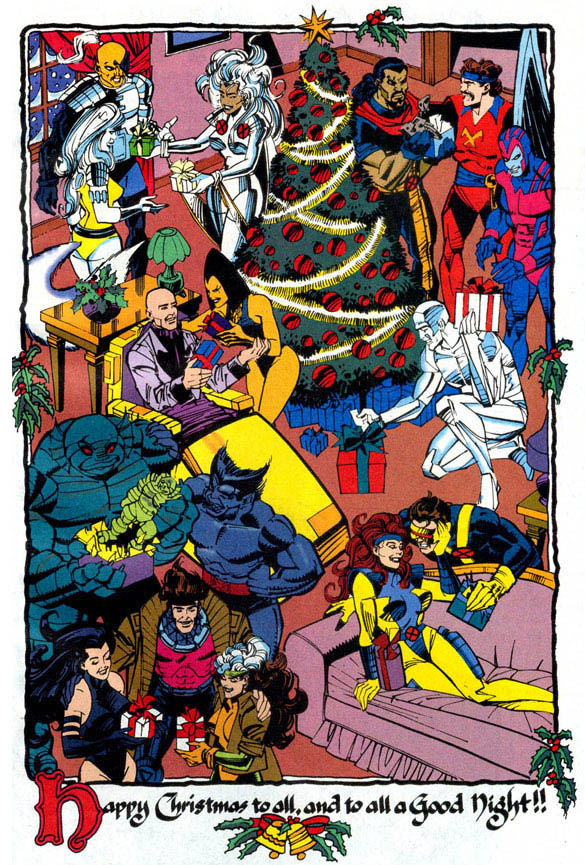Marvel Holiday Special 1994