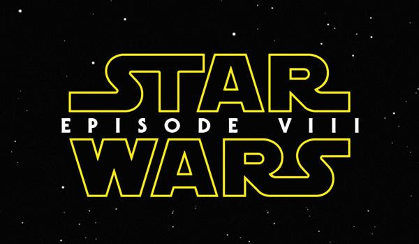 An unofficial logo for STAR WARS: EPISODE VIII.