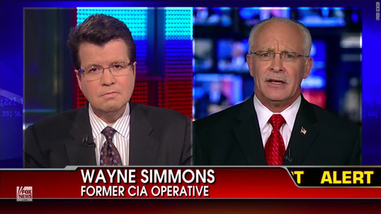 Wayne Simmons