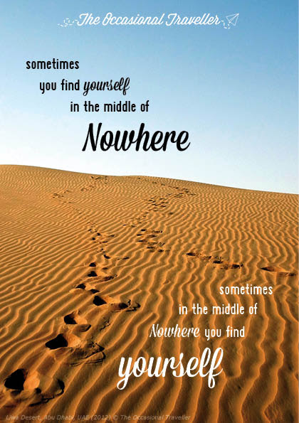 Quotes About Nowhere 527 Quotes