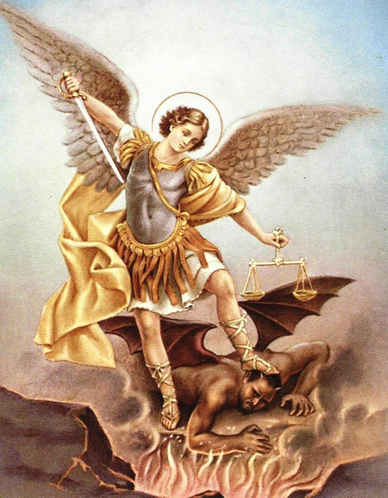 San Miguel Arcángel Historia Novena Oraciones Y Mucho Más
