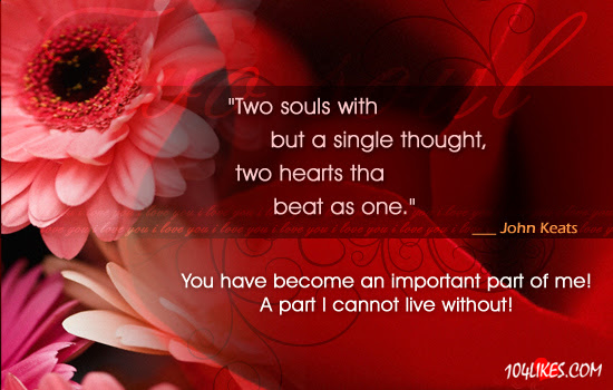 Quotes About Two Hearts 94 Quotes