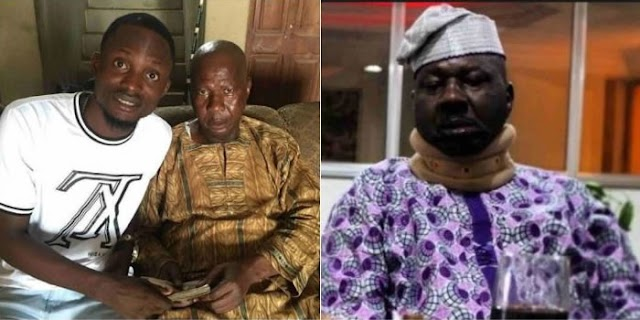 """Baba Suwe Survived! He made it and near 100% recovery- Yomi Fabiyi"