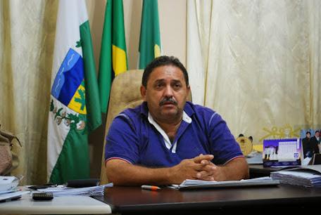 Prefeito de Angicos, Júnior Chimbinha