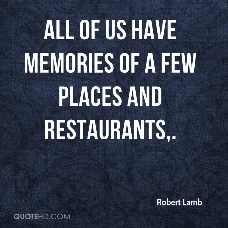 Robert Lamb Quotes Quotehd