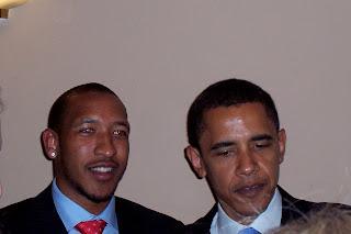 Duhon hopes Obama names him Secretary of Bad Shooting