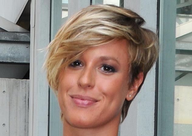 Tagli Capelli Corti medi lunghi 2016 le biondissime Michelle  - taglio capelli federica pellegrini
