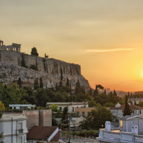 Acropolis by Stian Rekdal (Plan9) on 500px.com