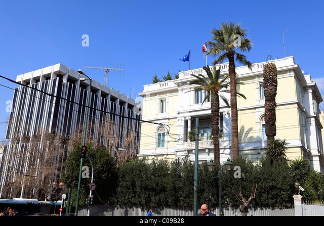 Αποτέλεσμα εικόνας για γαλλικη πρεσβεια Αθηνα