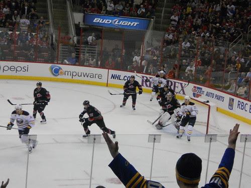 Canes vs Sabres