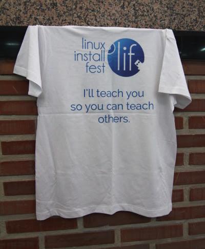 linux install fest