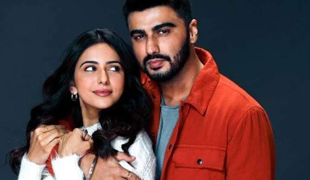कोरोना काल में अर्जुन कपूर और रकुल प्रीत सिंह की फिल्म की शूटिंग होगी शुरू, जानिए डिटेल्स