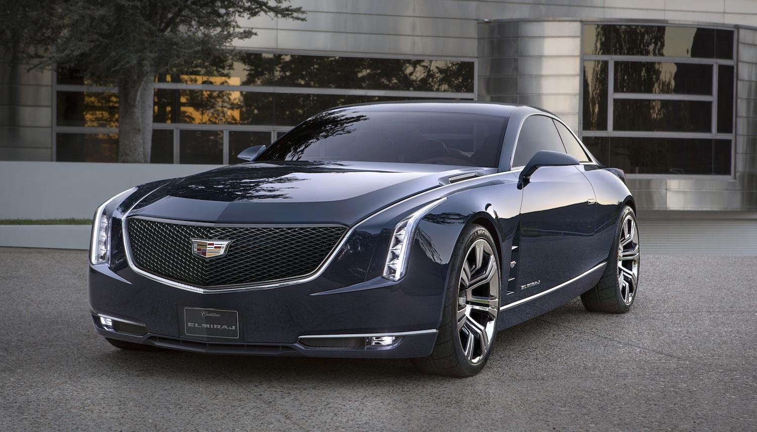 The Cadillac Elmiraj concept car is the modern-day 500hp ...